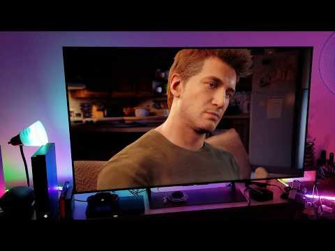 Sony X900e via Belkin 2.1 hdmi : Playstation 4 Pro Test