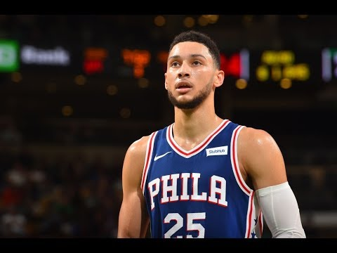 Best of Ben Simmons from the 2017 Preseason