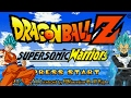 (Download)Dragonball Z Super Sonic Warriors For GBA