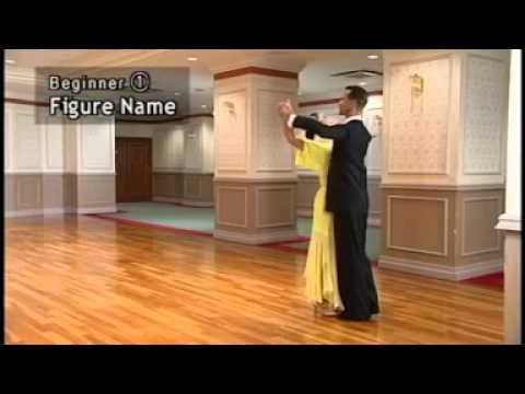 Slow Foxtrot dance routine - beginner