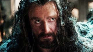 The Hobbit 2 Trailer 2013 The Desolation of Smaug - Official Movie Teaser [HD] thumbnail