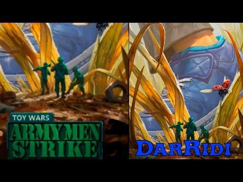Игра про солдатиков Army Men Strike