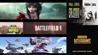 Best Competitive Online Games (PC/PS4/Xbox One/Android/IOS)