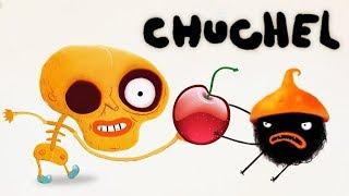 Chuchel ЗАБИРАЕМ ВИШЕНКУ У СКЕЛЕТА Безумно смешная мульт игра для детей от Mobik