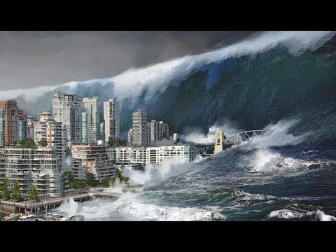 Le plus grand tsunami - YouTube