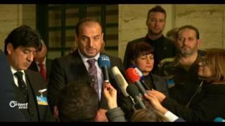 في اليوم الأول من محادثات جنيف.. دي ميستورا يلبس ثوب النظام