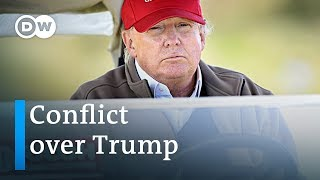 Donald Trump causes protests in Scotland | DW Stories