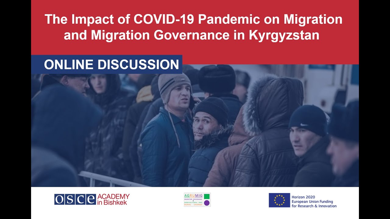The impact of COVID-19 on migration and migration governance in Kyrgyzstan