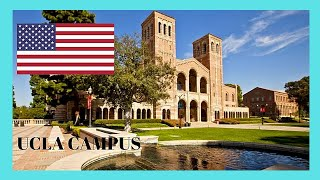 UCLA campus tour
