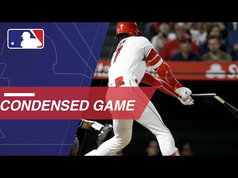 Condensed Game: TEX@LAA - 9/25/18