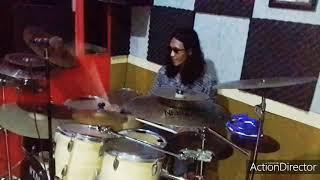 God Bless Badut-Badut Jakarta. Drum cover Rhama Gandi.