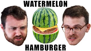 Turning Watermelon Into Meat