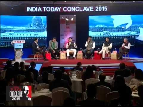 India Today Conclave 2015 - The dissenters