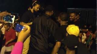 Wiley College Alpha Phi Alpha Fall Probate 2k12 part2