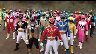 Power Rangers Super Megaforce- Legendary Battle Edit