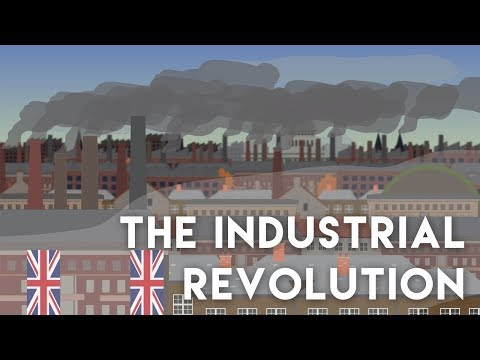 The Industrial Revolution (18-19th Century)