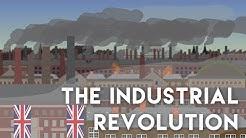 The Industrial Revolution (18-19th Century)