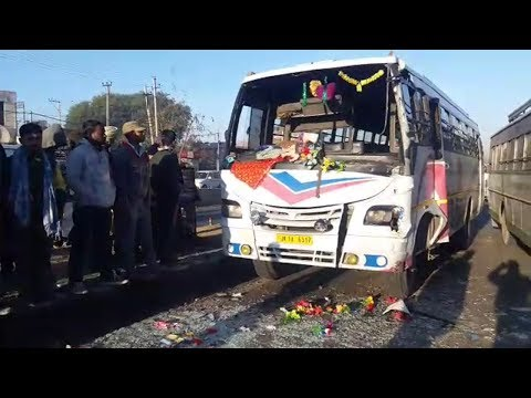 Pencil factory workers injured in an accident