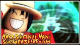 Roblox One Piece Grand Trial | HAOSHOKU HAKI SHOWCASE/REVIEW (ear rape warning)