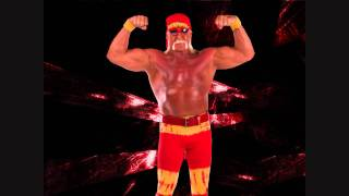 WWE: Hulk Hogan 3rd Theme Song - Real American with Arena Effects