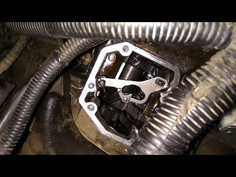 V&KO // Chevrolet Lacetti — люфт КПП / Не втыкается задняя передача!