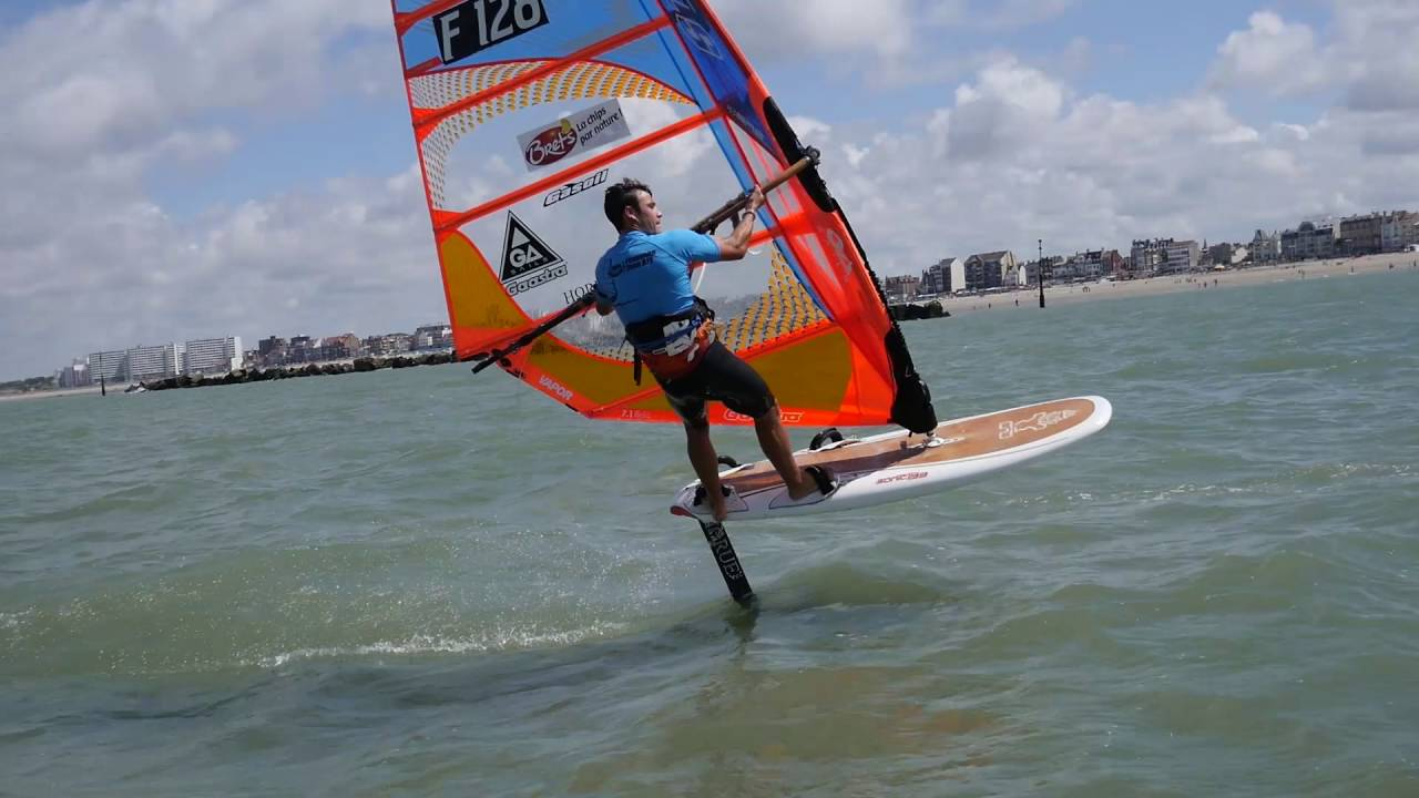 Foil Vs Formula Who Wins Windsurfing Tv
