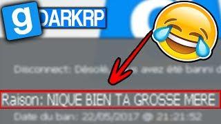 ON A TROP TROLL ! LE SERVEUR EST DÉTRUIT MDR ! - GMOD DarkRP FR