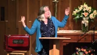 "Rev. Karen Lindvig Sermon ""Turning Lead into Gold""—Seattle Unity Church—04-28-2013"