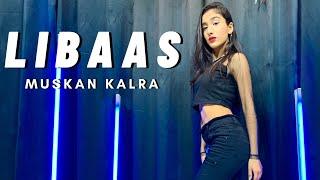 Libaas - Kaka | Dance Video | Muskan Kalra Choreography | YouTube #Shorts