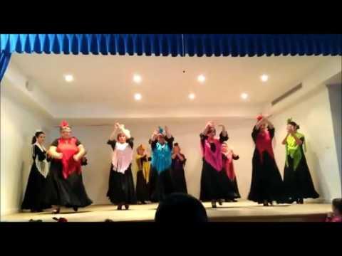 Grupo Baile-Escuela Municipal de Deportes El Coron