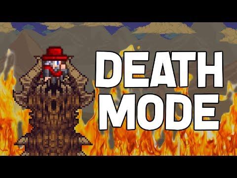 Even HARDER Terraria Bosses! (Death Mode)