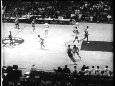 University Of Utah Basketball Highlights 1961-1962