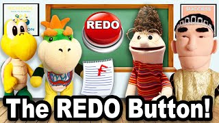 SML: The REDO Button! | SML New Character! | BTS!