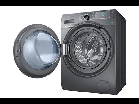 samsung washer ww7000h washer with eco bubble 9 kg ww90h7410exfh