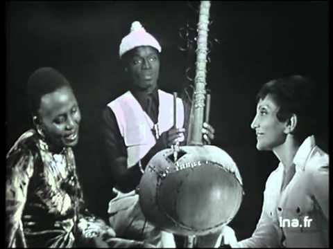 Miriam Makeba parle de la Guinée