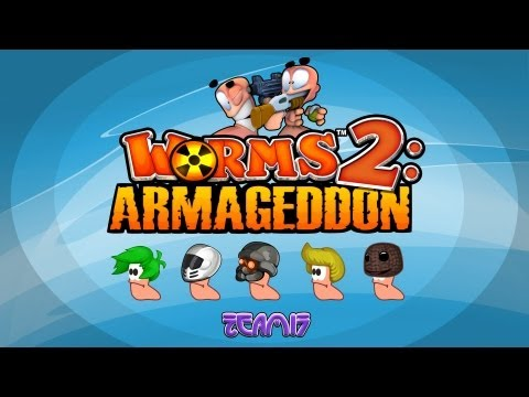 Worms 2 Armageddon Review (iOS/ iPad Mini) - Tablet-News.com