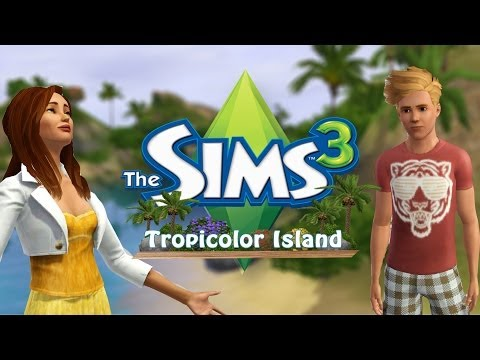 The Sims 3 World - Tropicolor Island - Promo from YouTube · Duration:  1 minutes 51 seconds