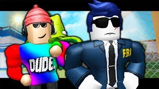 THE LAST GUEST JOINS THE FBI?! ( A Roblox Jailbreak Roleplay Story)