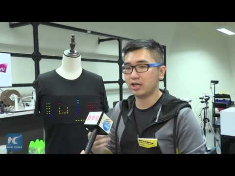 Cool inventions by university students in HK unveiled