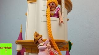 Rapunzel ist traurig Playmobil Film seratus1