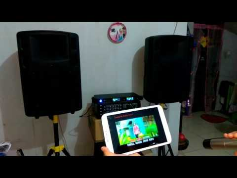 Neotriko karaoke sound system #1 dari HP / tablet / laptop via bluetooth 081328597381