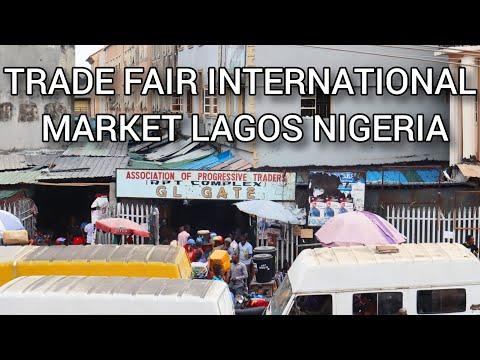 FOLLOW ME TO TRADE FAIR INTERNATIONAL MARKET LAGOS NIGERIA//GL JEWELRY SECTION