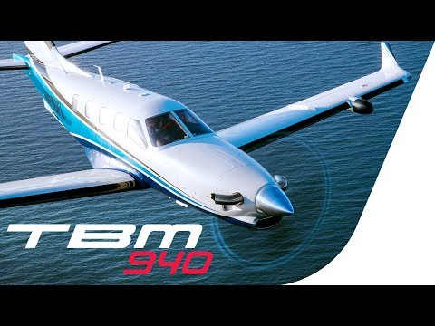 New TBM 940: The Aviator's Ultimate Aircraft
