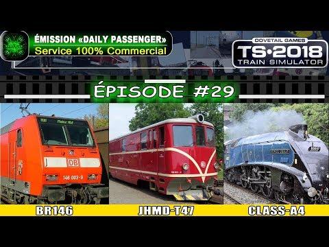 "[LCDG-TV France] Emission ""Daily Passenger"" #29"
