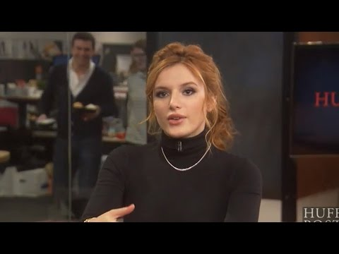 "Bella Thorne Clarifies Hollywood ""Mean Girl"" Comments From Seventeen Magazine Interview"