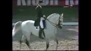 История конного спорта. Выездка