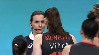 Volleyball Players vs Referees | Crazy Moments (HD)