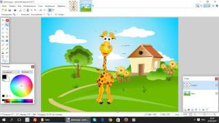 Paint.net. Урок 8 - Как поменять фон у зображения