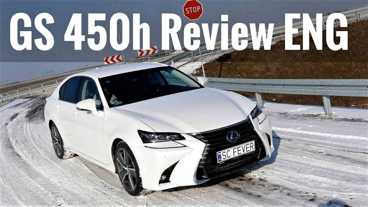 2017 Lexus Gs 450h 3 5 V6 Hybrid Review Eng Detailed In Depth Presentation 4k