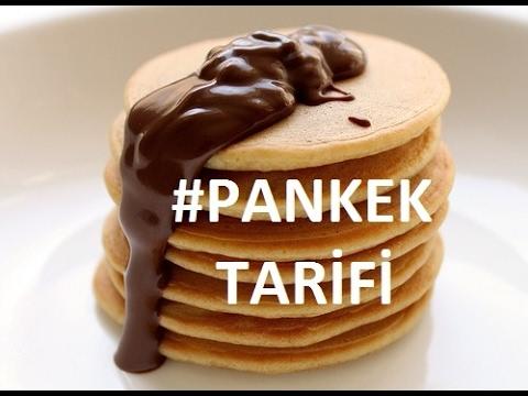 Pankek Tarifi - Tam Ölçüleriyle | Mehmet Yüzüak - YouTube